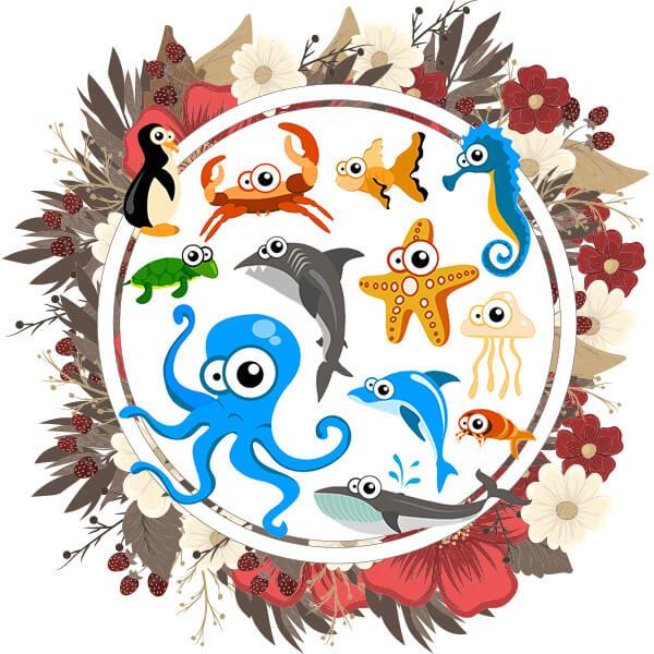 група морски свят